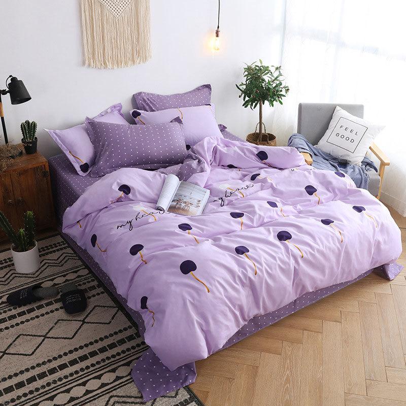 12bedding purple