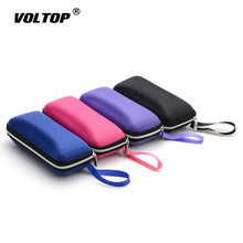 Eyewear Cover Car Back Seat Organizer Sunglasses Case for Women Glasses Box with Eyeglass Cases for Men