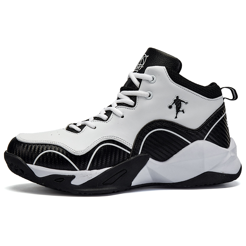 Men Retro Sports Basketball Shoes Cushioning High Top Basketball Sneakers Women Boots Outdoor Trainers Breathable Athletic Shoes|Basketball Shoes| |  - title=
