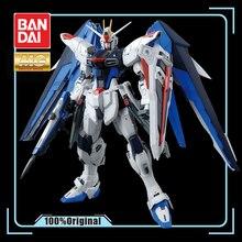 Mô Hình Lắp Ráp BANDAI MG 1/100 ZGMF X10A Tự Do Gundam Tác Dụng Hành Động Hình Mẫu Sửa Đổi