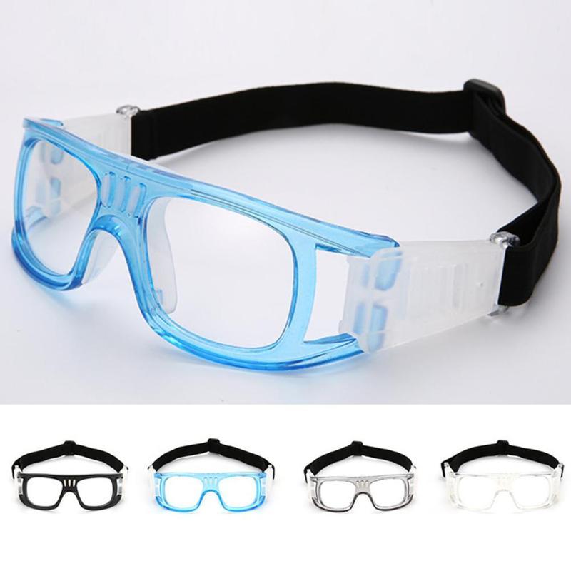 Sport Protective Glasses Outdoor Anti-fog Basketball Eye Football Safety Protection Glasses Basketball Elastic Goggles Glas V6X2