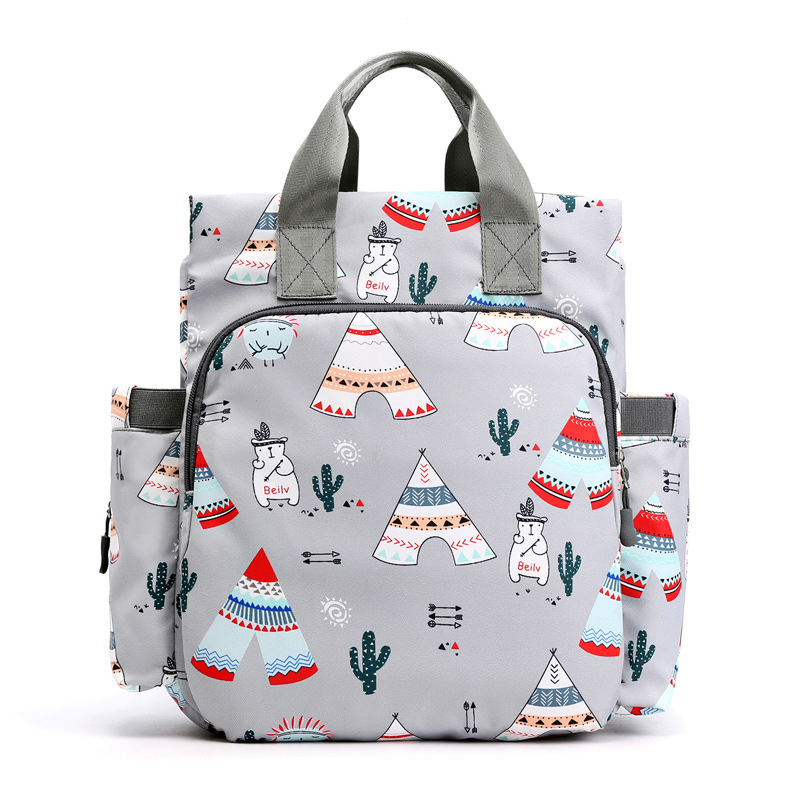 Mummy Bag Large Capacity Shoulder Bags Baby Nappy Bag Travel Fashion Maternity Diaper Bags Waterproof For Stroller BSL053