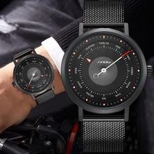 SINOBI New Creative Fashion Watch Mens Sports Watches Mans Quartz Wrist Male Military Clock Casual Army Relogio Masculino