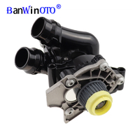 Engine Water Pump Assembly For VW EA888 Golf Jetta GLI GTI MK6 Passat B7 Tiguan CC A3 S3 A4 A5 A6 Q3 Q5 TT 1.8T 2.0T 06H121026