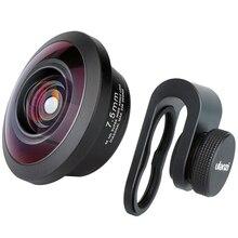 ABKT-Ulanzi 7.5Mm Hd Fisheye Phone Camera Lens with 17Mm