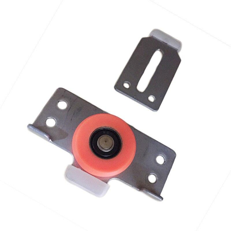 High Quality wardrobe door wheel spot cabinet door adjustable pulley wholesale Home Hardware doors and windows accessories
