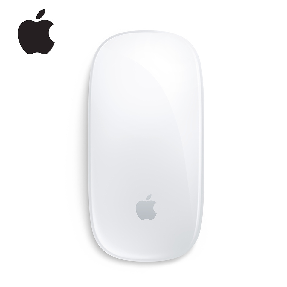 Original Apple Magic Mouse 2 Wireless Bluetooth Mouse For Mac Book Macbook Air Mac Pro Ergonomic Design Multi Touch Rechargeable