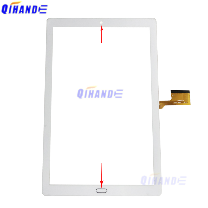 New Touchscreen For 10.1'' Inch MJK-1289-FPC Tablet Touch Panel Digitizer Glass MJK-1289 -FPC  Kids PC Touch Sensor Digitizer