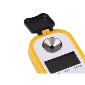 Image 5 - Réfractomètre numérique à miel 0 90% Brix réfractomètre Baume mètre détecteur de teneur en eau outil de Test de pureté du miel