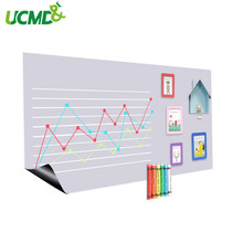 Removable Gray Chalk Blackboard Decor Wall Sticker Kids Toy Graffiti Writing Painting Learning Teaching Office School Supplies