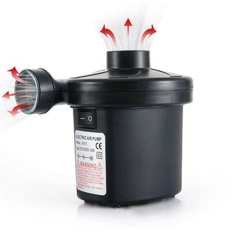 metal 12v 110v da movimentacao direta da bomba de ar eletrica de dupla finalidade do
