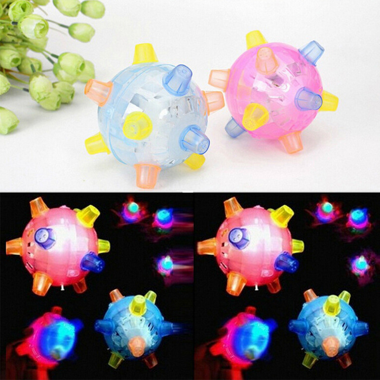 Novelty Dance Football Lamp Luminous Creative Kids Toy Colorful Battery Powered Birthday Gifts High Quality Creative Night Light