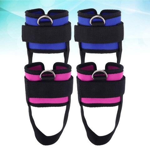 Envoltório do Tornozelo Apoio para os Pés de Tiras Tornozelo para Adultos Sports Ankle Straps-anel Respirável Brace Ajustável no 4pcs d