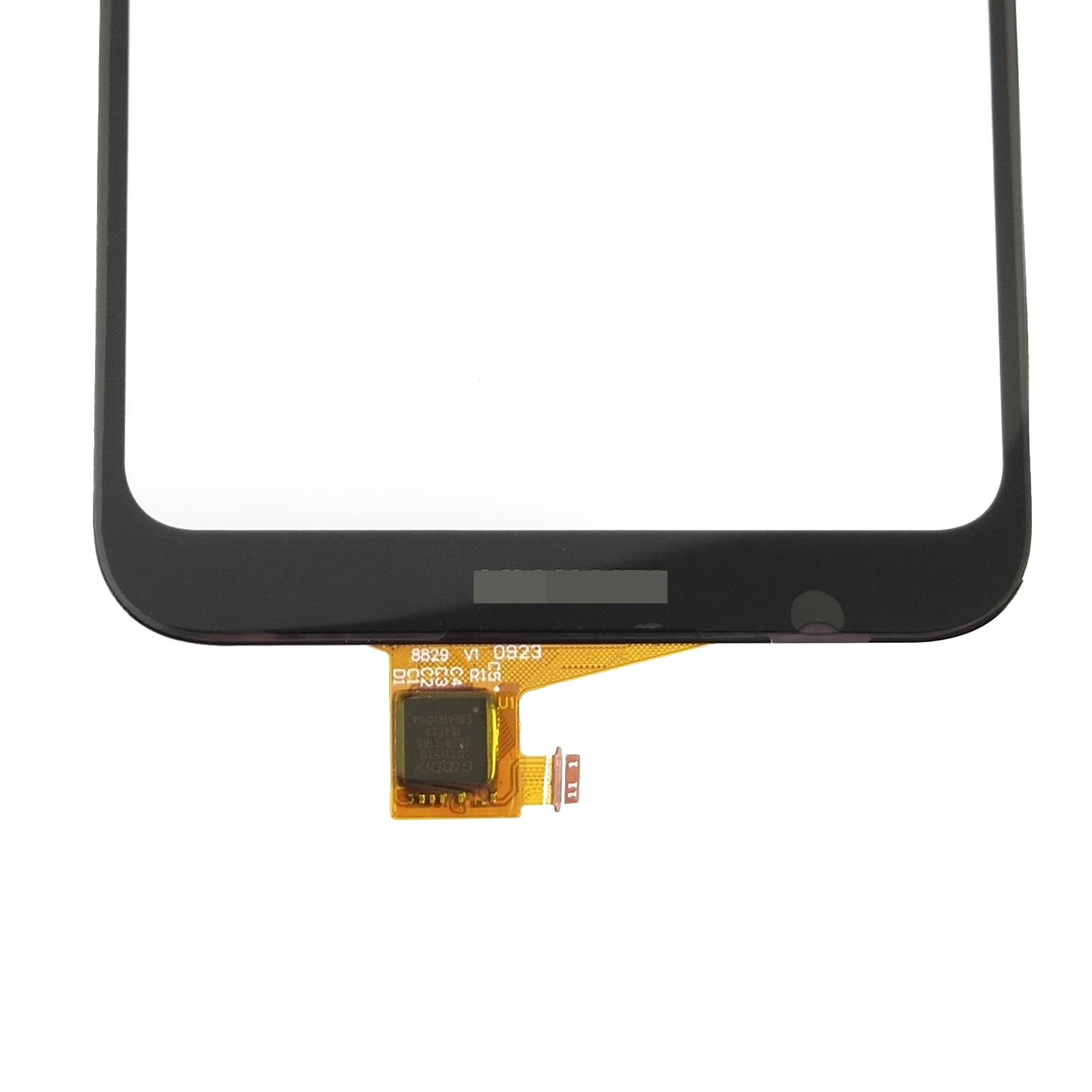 """רשימת הקטגוריות Shyueda 100% בניו 6.09"""" עבור Huawei Y6 Pro 2019 MRD-LX2 L22 L23 Outer חזית זכוכית מסך מגע (5)"""