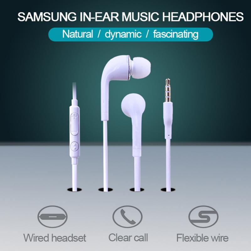 Для Samsung S4 гарнитура наушники-вкладыши с динамиком управления для Android мобильный телефон гарнитура для 3,5 мм Бытовая электроника