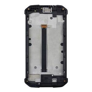 Image 3 - Dla Blackview BV9500 Pro wyświetlacz LCD i ekran dotykowy 5.7 z ramki + narzędzia + Film zgromadzenie dla Blackview BV9500 pro