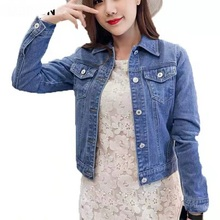 wholesale women denim jacket fashion women