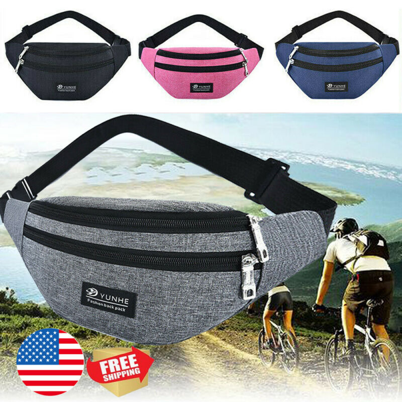 Hot Waist Bag Female Mans Belt Brand Fashion Chest Handbag Unisex Fanny Pack Ladies Waist Pack Belly Bags Purse