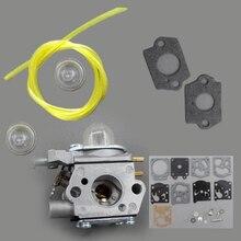 Carburetor Primer Bulbs For Remington RM2510 RM2520 RM2560 RM2570 RM2750 Rebuild Carb Kit Tool Parts Replacement