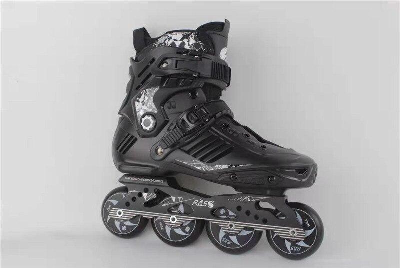 Homens Mulheres Sapatos Deslize FSK Slalom Adulto