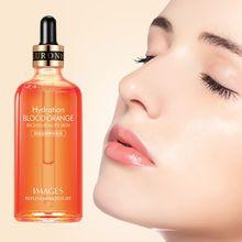 100 мл кровавый апельсин жидкий витамин E глубокий Rpair антиоксидантный уход за лицом Сыворотки облегчить меланин кожи отбеливание против старения