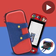 Kit de accesorios para Nintendo Switch Lite, estuche de tarjetas de juego, almacenamiento, Nintedo, Swith, funda de protección Tas