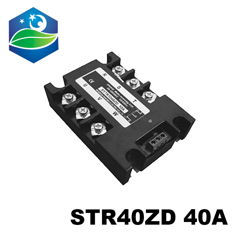 relay module Solid state relay three-phase motor control module 3-phase motor positive inversion module