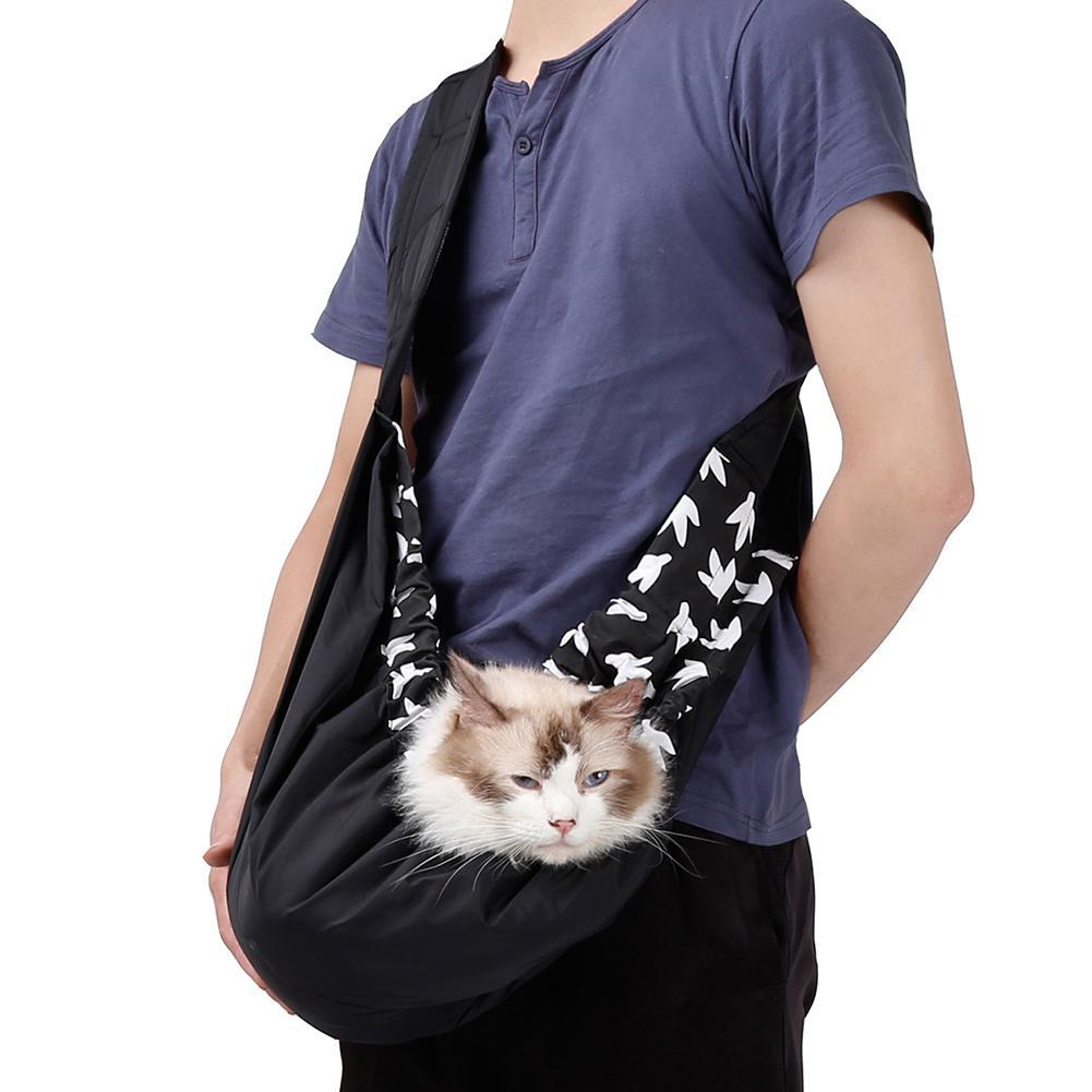 Переноска для домашних питомцев уличная дорожная сумка кошек