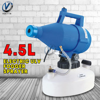 1200W 220V 4.5L Portable Electric Ultra Low Volume Sprayer Mosquito Killer EU/UK/US Electric ULV Fogger Fight Drugs Tools