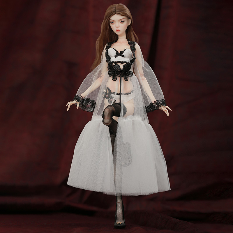 Shuga Fairy 1/4 Phyllis FreedomTeller BJD кукла подвижные суставы полный набор профессиональных макияжных игрушек для девочек подарок 4