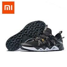 Xiaomi RAX Fly Knit Net Men Sneakers Mountain Trekking Shoes Walking Breathable Non-slip Utralight Sports Quick Drying