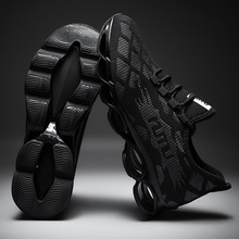 New Men Sport Shoes Breathable Mesh Runnging Shoes