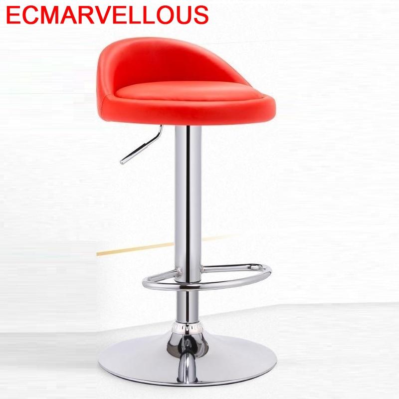 Sgabello Sandalyeler Barkrukken Taburete Barstool Sandalyesi Bancos De Moderno Stoelen Cadeira Stool Modern Silla Bar Chair