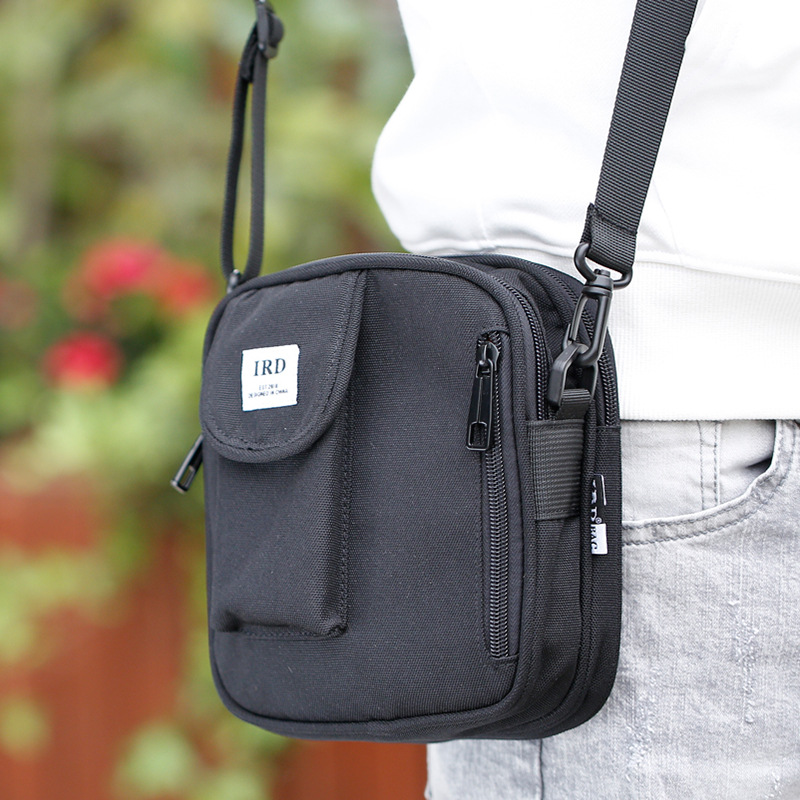Summer Men's Chest Pack New Style Korean-style Shoulder Bag Hip Hop Bag Casual Wallet Students Shoulder Bag