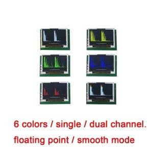 Image 2 - Mini 0.96 Inch Ips Kleur Screen Multi Modus Spectrum Display Analyzer Led Vu Instrument Licht Voor Weergave Volume DC5V