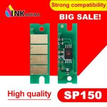 INKARENA SP150 SP150he обломок тонера для Ricoh SP150su SP150w SP150suw SP 150 150SU 150w 150SUw 150he принтер заправка чипы сброса