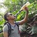 Purificateur d'eau en plein air Camping randonnée vie d'urgence survie Portable purificateur d'eau filtre YS-BUY