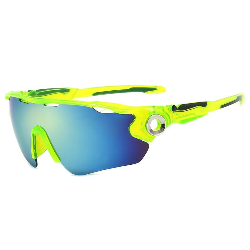 UV400 Protection Riding Cyling Sunglasses Outdoor Sports Mountain Bike Road Bike Glasses Men Women TRAIL XC MTB Bicycle Eyewear
