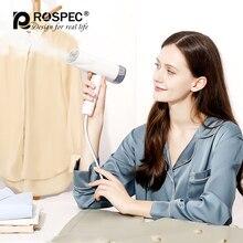 ROSPEC Foldable Handheld Garment Steamer Steam Brush Clothes Generator Steam Ironing Machine Steamer Iron Portable For Traveling