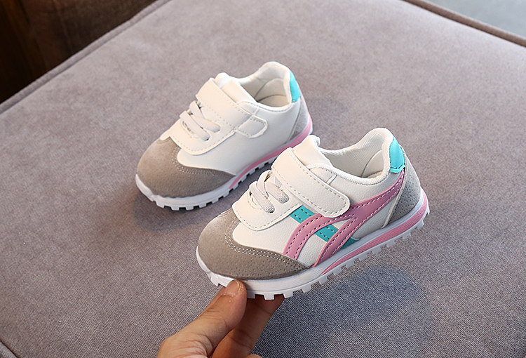 2020 Spring New Boys Shoes Soft Soles Walking Shoes Girls Shoes Baby Kids Toddlers Shoes Boys 0 1 2 3  Years Old 1215