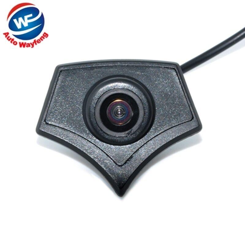 Car Front View Parking Camera CCD HD Waterproof Night Vision Camera For Mazda Logo Front Camera Mazda 2 3 5 6 8 CX-7 CX-9