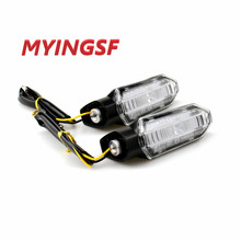 LED Turn Signals Motorcycle For HONDA CBR 650R 2019 CBR650R 2020 CB650R CB500X CB500F Accessories Front Rear Indicator Light