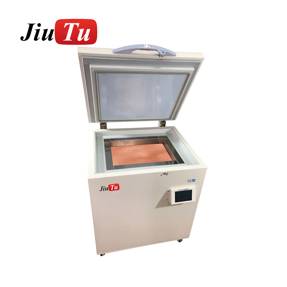 21 inch Big Size LCD Freezer Machine For Big Computer Tablets TFT OLED Screen Glass Separation  jiutu (6)