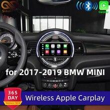 Sinairyu inalámbrico de Apple Carplay para BMW Mini EVO 6,5 pulgadas/Pantalla de 8,8 pulgadas 2017-2019 Airplay Android de Apple espejo coche jugar