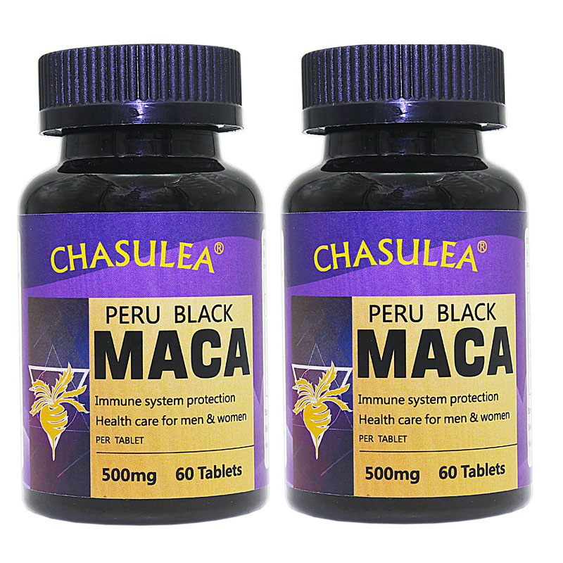 1 garrafas * 60 comprimidos maca extrato aumentar o sexo para o homem, cápsula masculina, desejo sexual masculino, hotsale saúde corpo alimento forte macca strong macmac