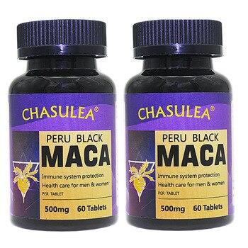2bottlesx60 tabletas extractos de Maca
