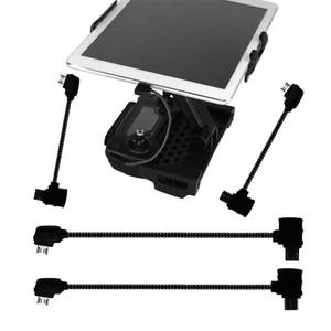 Image 3 - Data Line for DJI Mavic Mini Pro Air Mavic 2 Pro Zoom Drone Accessories Tablet Micro USB Reverse Type C Port Cable Connector