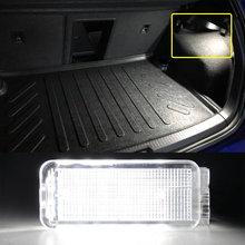 Lumières intérieures de coffre, boîte à gants de coffre, lampe pour Peugeot 1007 206 207 306 307 308 3008 406 407 5008 607 806 12V