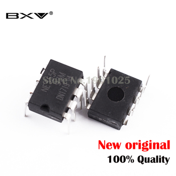 10pcs/lot NE555 NE555P DIP-8 555 DIP new and original IC In Stock In Stock