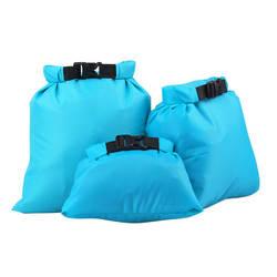 Ji рок верхней части дрейфующий свет Пресс клей Водонепроницаемый сумка Одежда Нижнее белье Водонепроницаемый анти-грязно-комплект из 3
